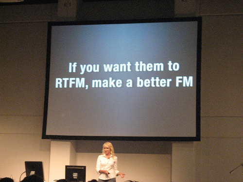 Make a Better FM