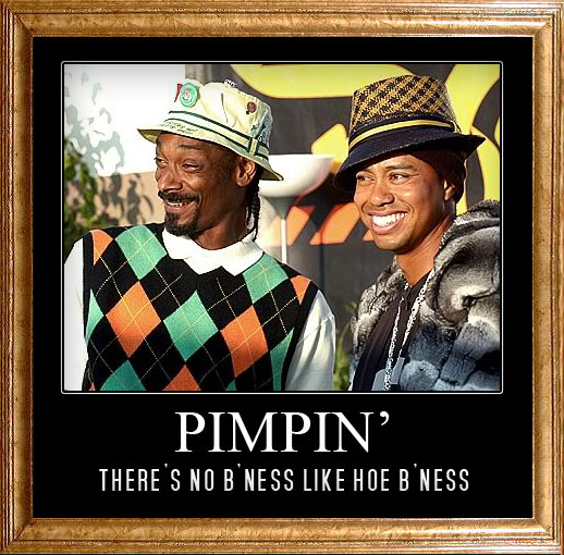 Pimpin Tiger and Snoop
