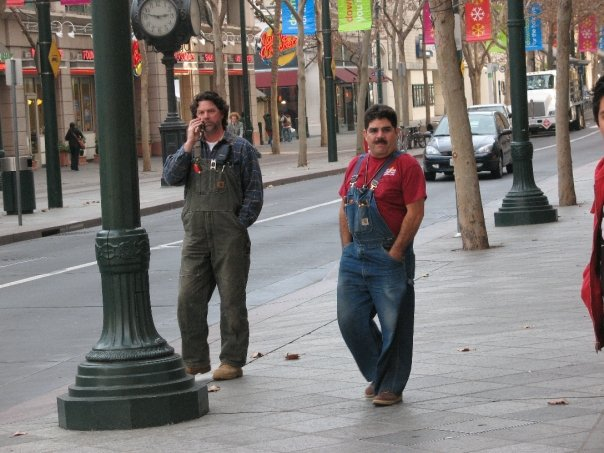 mario and luigi in real life irl